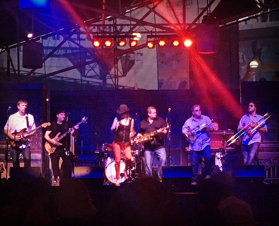 Cold Sweat & the Brew City Horns