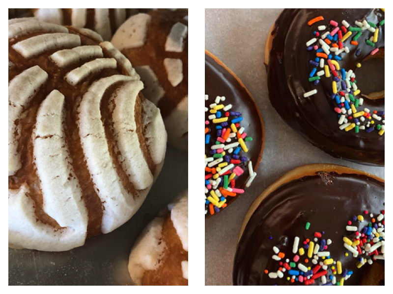 Donut Collage Jerry's