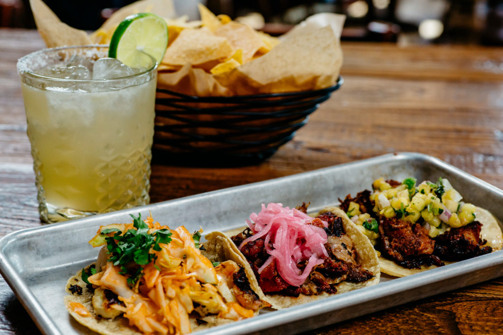 truk't tacos has gluten-free options