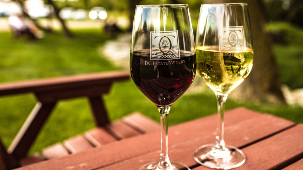 DC Estate Winery is one of the hings to do in Fall