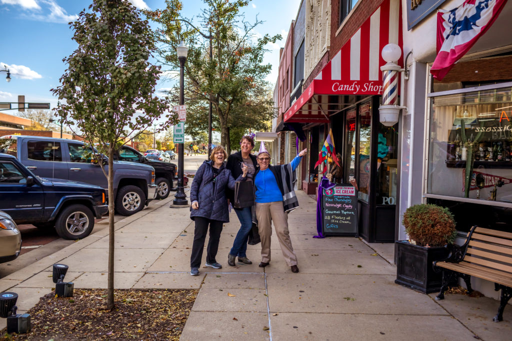 Downtown Beloit Wine Walk
