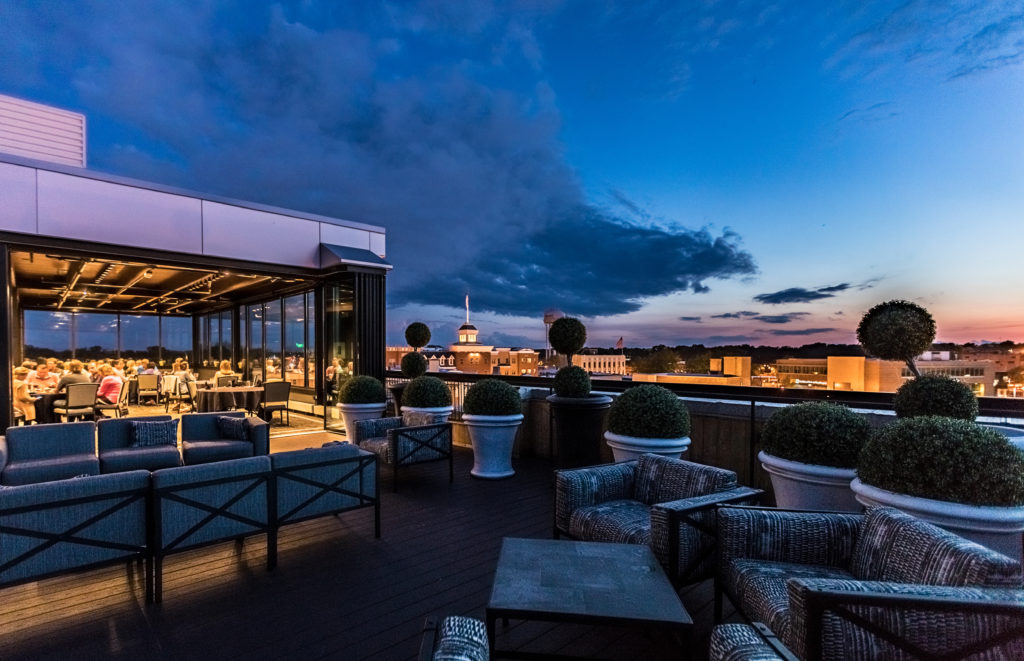 The Rooftop at Hotel Goodwin