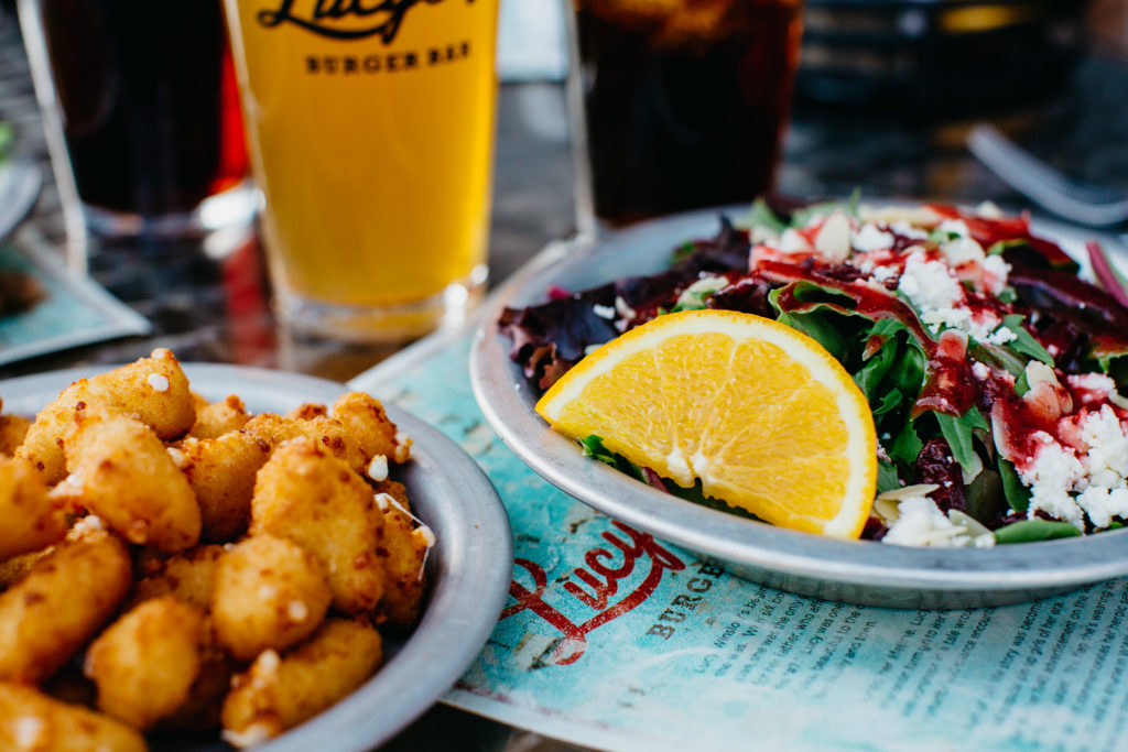 Lucy's will have lunch and dinner during Restaurant Week