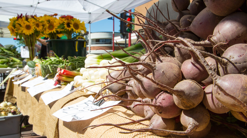 Beloit Farmers Market is one of the hings to do in Fall